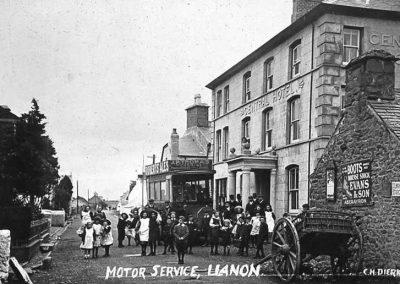 Central Hotel Llanon 1906