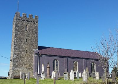 Church Of St. Bride Llansantffraed Llanon