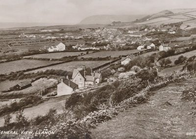 Llanon Past General View