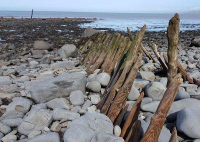 Llansantffraed Beach
